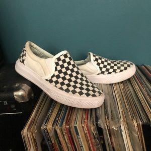 🤘Vans knockoff Spicolli Slip on skate shoes